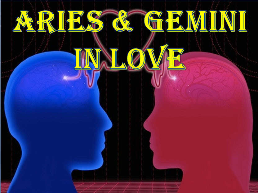 aries and gemini love horoscope compatability