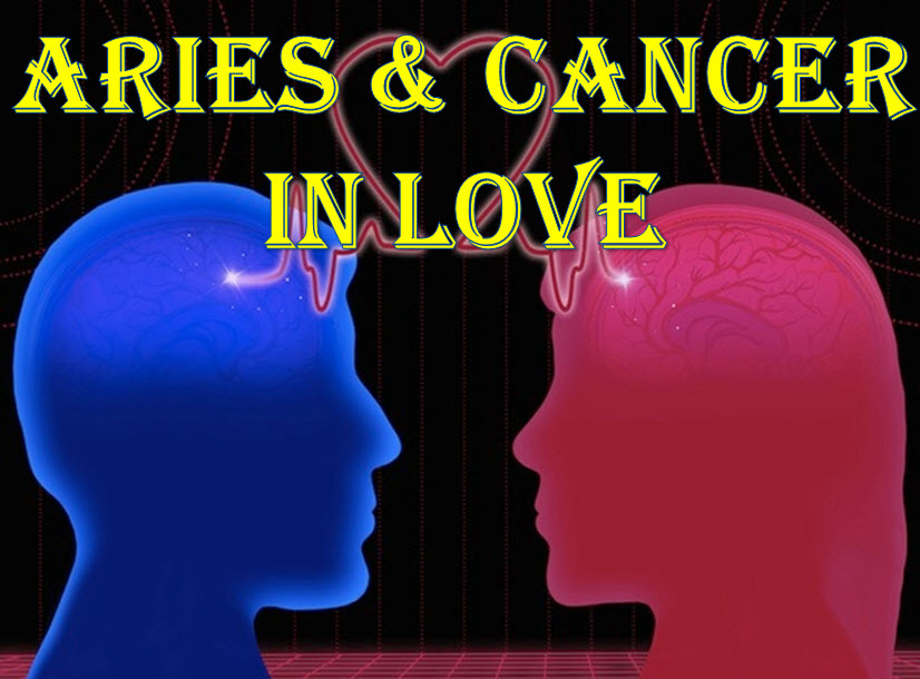 Aries Love Compatibility Horoscope With Cancer Man Or Woman Zodiac Signs