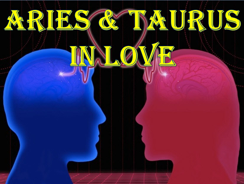 Aries Love Compatibility Horoscope With Taurus Man Or Woman Zodiac Signs